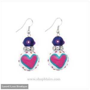 Best Friends Forever Earrings #5302 - 5302 - Kate & Macy