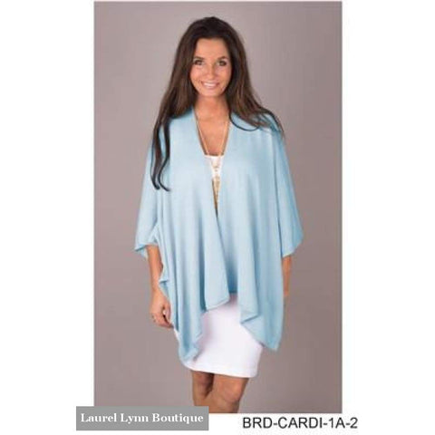 Bordeaux Cardi Wrap - Spring Colors - Select A Color - Simply Noelle - Blairs Jewelry & Gifts