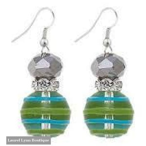 Cherish Mom Earrings #5250 - 5250 - Kate & Macy