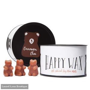 Cinnamon Chai Wax Melts - Happy Wax - Blairs Jewelry & Gifts