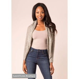 Convertible Knit Cardi Wrap - Simply Noelle - Blairs Jewelry & Gifts