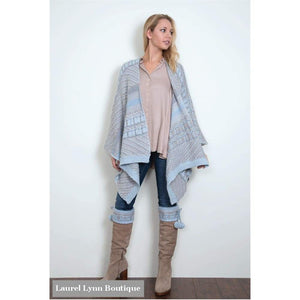 Cottage Cardi Wrap - Simply Noelle - Blairs Jewelry & Gifts