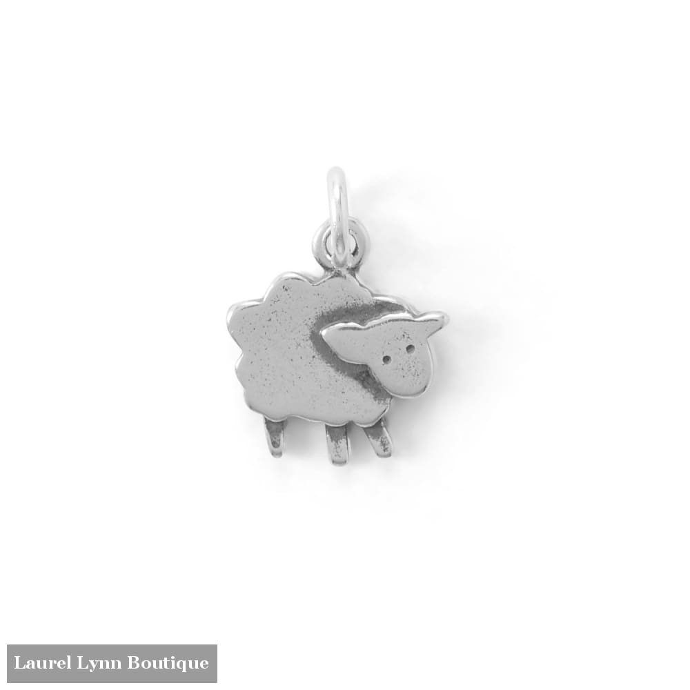 Cute Little Lamb Charm - 74587 - Liliana Skye