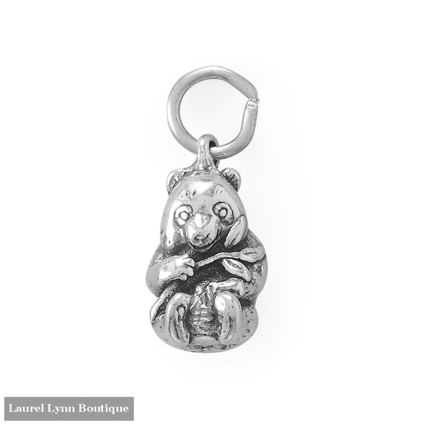 Cute Panda Bear Charm - 74634 - Liliana Skye