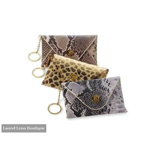 Envelope Change Purse - Mud-Pie - Blairs Jewelry & Gifts