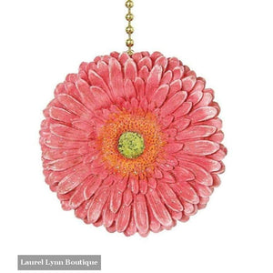 Gerber Daisy Fan Pull - Clementine Design - Blairs Jewelry & Gifts