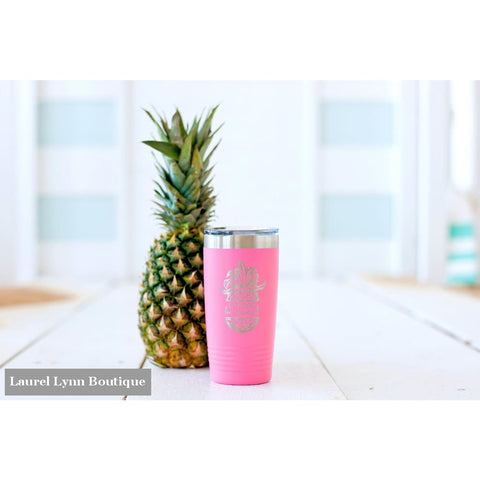 Life is Short Be Sweet Tumbler - TWB20-SWEET-PK - Viv & Lou