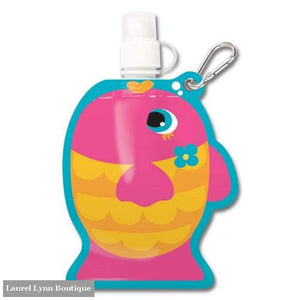 Little Squirts Reusable Fish Drink Bottle - Stephen Josheph - Blairs Jewelry & Gifts