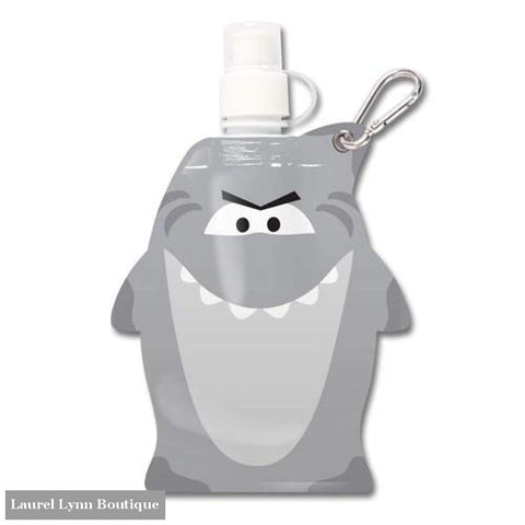 Little Squirts Reusable Shark Drink Bottle - Stephen Josheph - Blairs Jewelry & Gifts