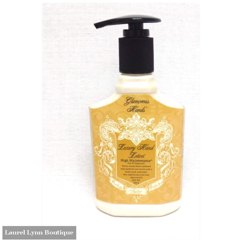 Luxury Hand Lotion - Tyler Candles - Blairs Jewelry & Gifts