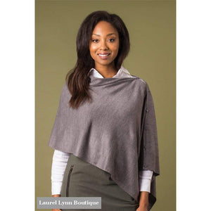 New Heathered Bordeaux Wrap - Simply Noelle - Blairs Jewelry & Gifts