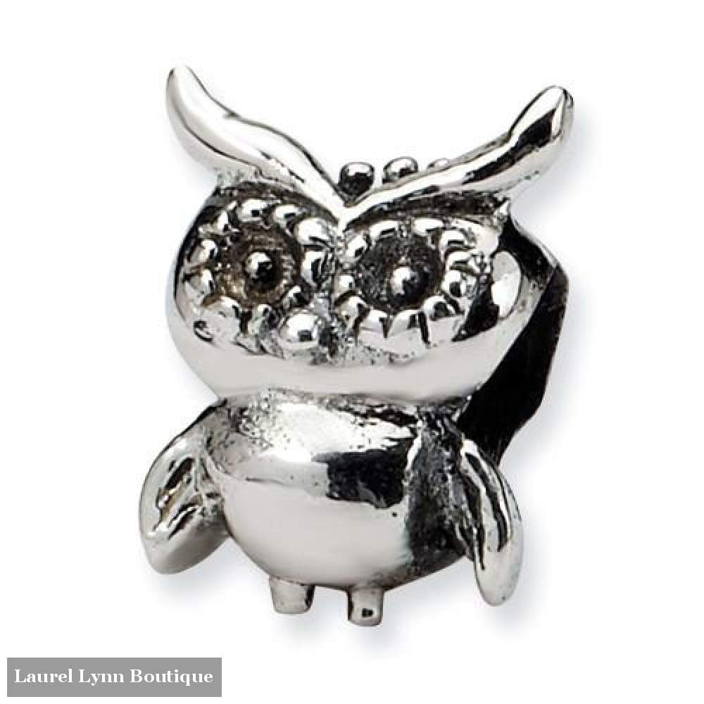 Owl - Qrs1237 - Reflection Beads - Blairs Jewelry & Gifts