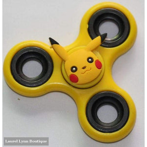 Pikachu Fidget Spinner - Dh Gate - Blairs Jewelry & Gifts