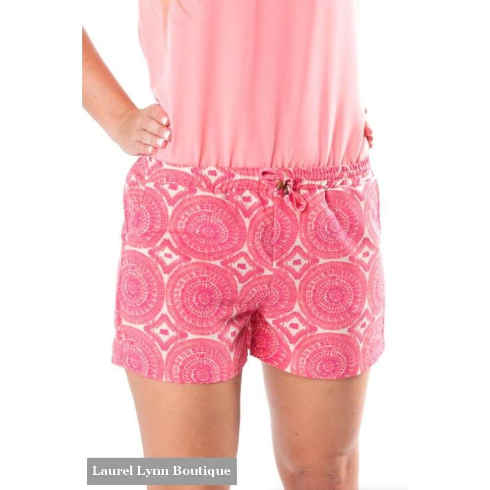 Riley Shorts - Sunburst - All For Color - Blairs Jewelry & Gifts