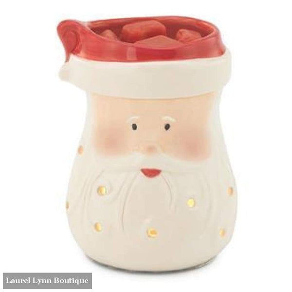 Santa Wax Warmer - Candle Warmers - Blairs Jewelry & Gifts