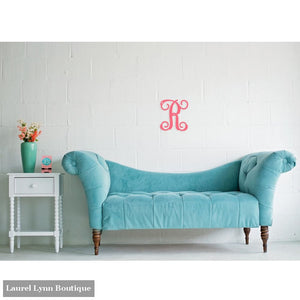 Single Initial Wall Art - Viv & Lou