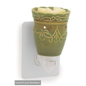 Small Wax Warmer - Imperial Meadow - Candle Warmers - Blairs Jewelry & Gifts