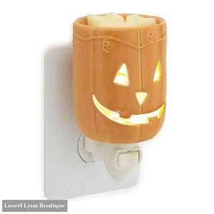 Small Wax Warmer - Jack Olantern - Candle Warmers - Blairs Jewelry & Gifts