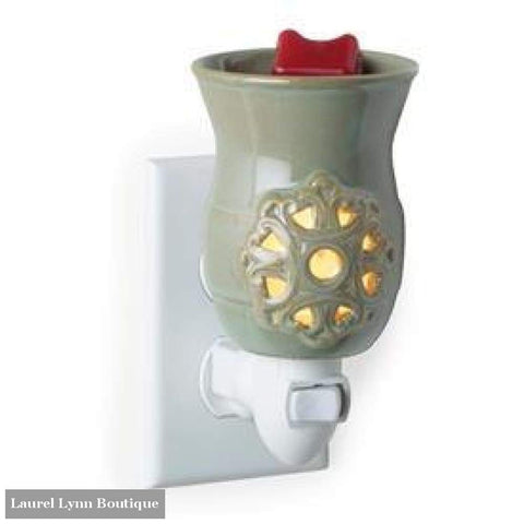 Small Wax Warmer - Medallion - Candle Warmers - Blairs Jewelry & Gifts