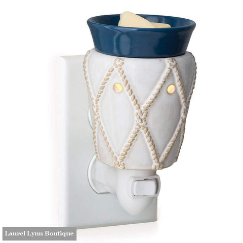 Small Wax Warmer - Nautical - Candle Warmers - Blairs Jewelry & Gifts