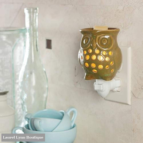 Small Wax Warmer - Owl - Candle Warmers - Blairs Jewelry & Gifts
