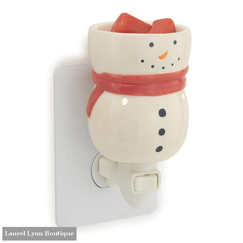 Small Wax Warmer - Snowman - Candle Warmers - Blairs Jewelry & Gifts