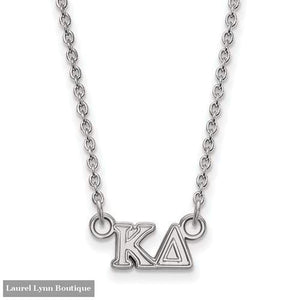 Sorority Necklace - Quality Gold - Blairs Jewelry & Gifts