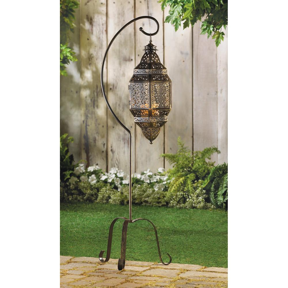 Candle Lantern Stand