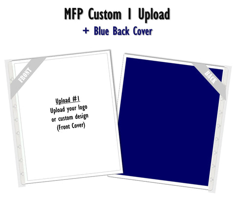 MFP Custom 1 Upload (Blue) Planner