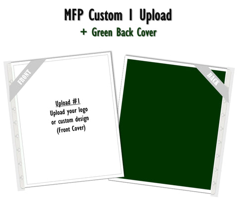 MFP Custom 1 Upload (Green) Planner