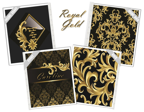 Royal Gold Covers