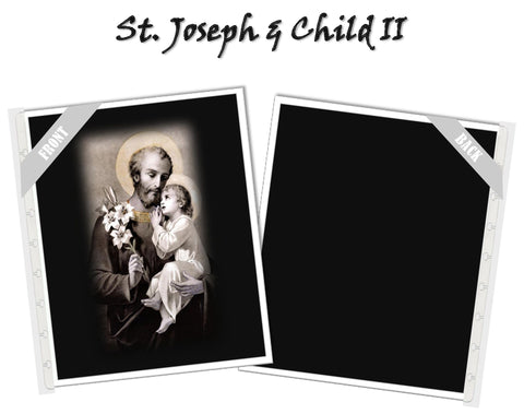 St. Joseph & Child II Planner