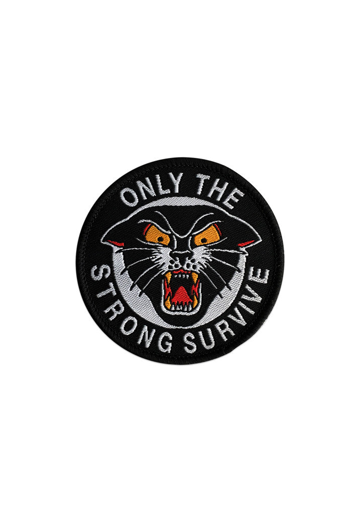 'Only the Strong Survive' Patch by Steen Jones