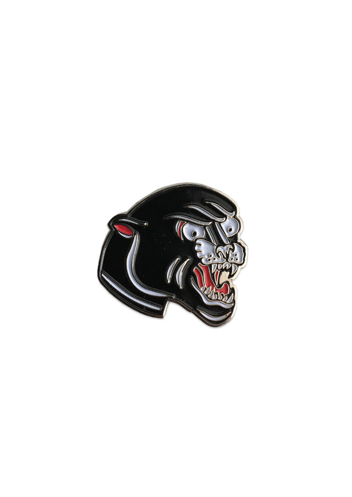 'Panther' Lapel Pin by Steen Jones