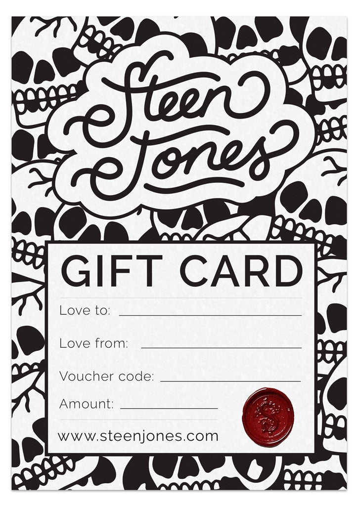Gift Card by Steen Jones - 2