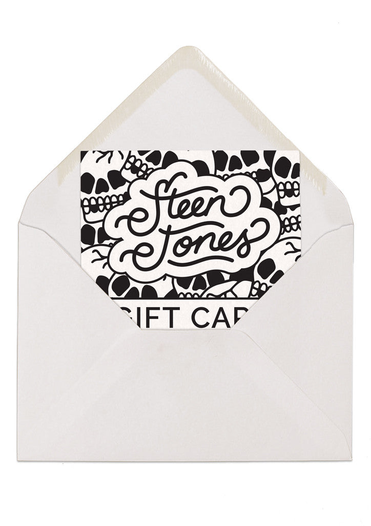 Gift Card by Steen Jones - 1