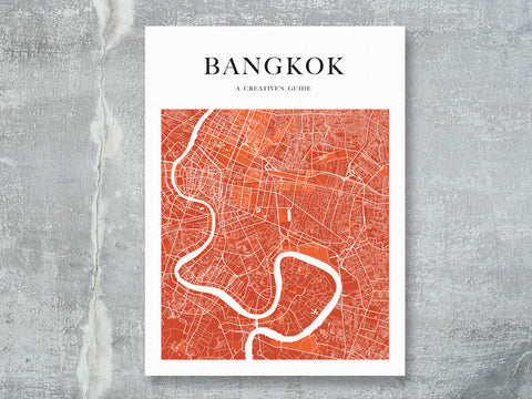 D/A City Guide, Bangkok - PRE-ORDER NOW!