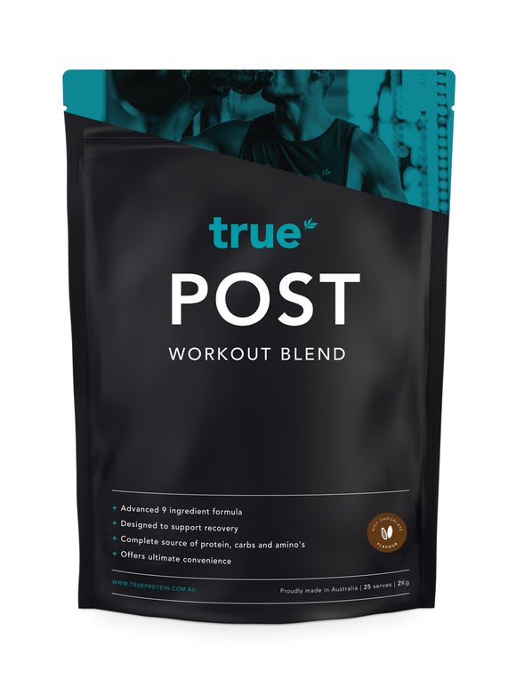 Post Workout Blend (2kg) - Rich Chocolate