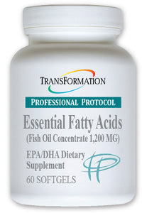 Essential Fatty Acids - Fish Oil Concentrate 1200MG - DIGESTION SUPPORT AUSTRALIA  - 1