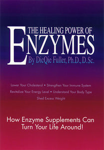 The Healing Power of Enzymes - DIGESTION SUPPORT AUSTRALIA