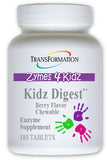 Kidz Digest Chewable (180) - DIGESTION SUPPORT AUSTRALIA  - 1