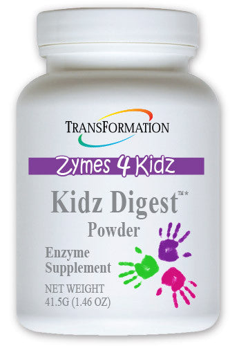 Kidz Digest Powder (41.5g) - DIGESTION SUPPORT AUSTRALIA  - 1
