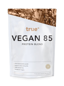 Vegan 85 - Plant Based Protein Blend (1kg) - French Vanilla