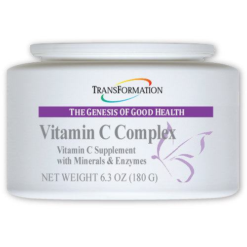 Vitamin C Complex - DIGESTION SUPPORT AUSTRALIA  - 1