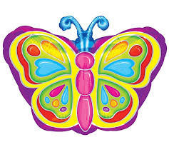JuniorShape Bright Butterfly - 18""