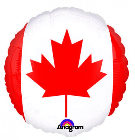 Canadian Flag - 18""