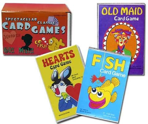 Kids' Card Games