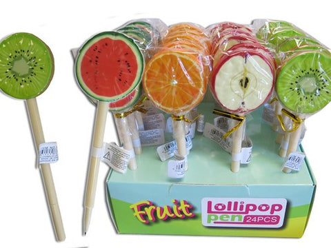 Fruit Slice Pens