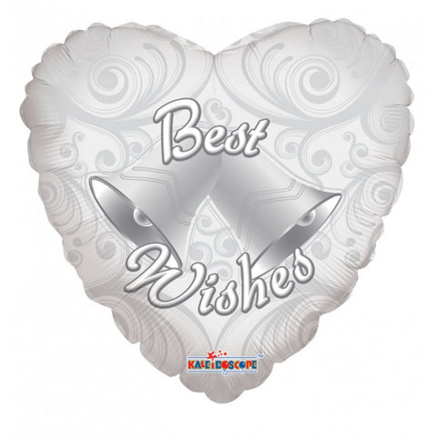Best Wishes Bells - 18""