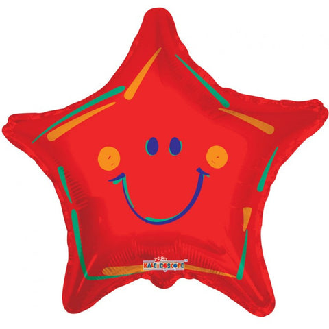 Smiley Star - 18""